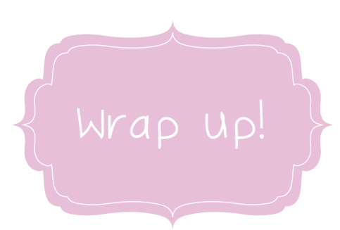 wrap-up