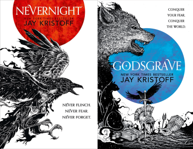 Image result for nevernight uk covers