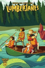 Image result for lumberjanes a terrible plan