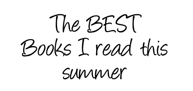 best-book-summer