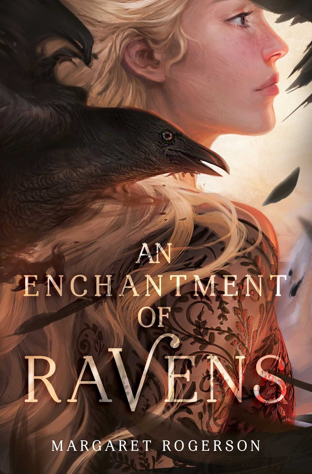 Waiting on Wednesday: AN ENCHANTMENT OR RAVENS by Margaret ...